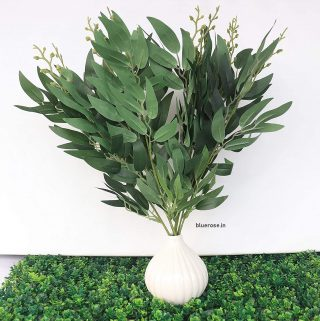 artificial willow leaf bunch 2