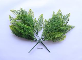 artificial evergreen leaves (2)