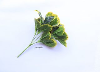 artificial peperomia leaves (2)