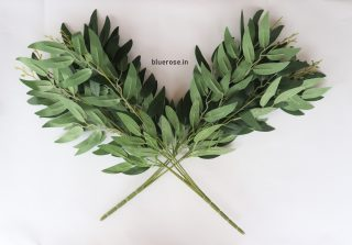 artificial willow leaf new photos