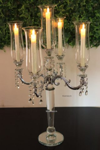 5 arms classic table chandelier (4)