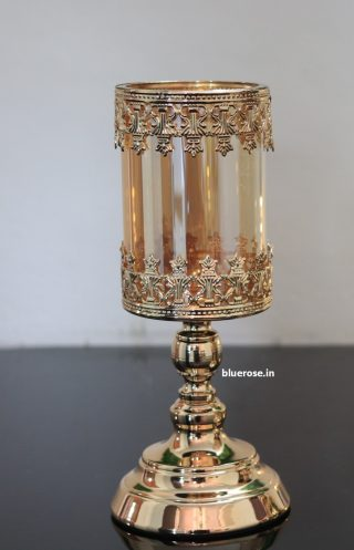 Golden Candle stand (2)