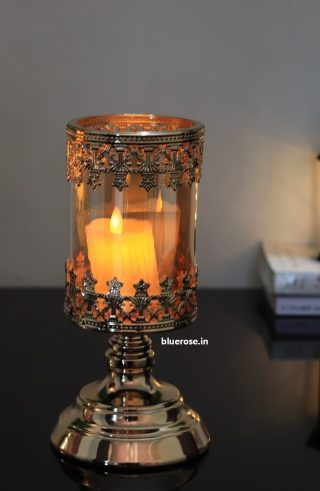 Golden Candle stand (4)